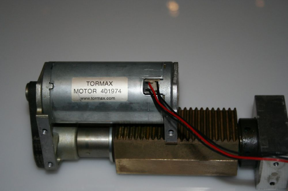 Tormax Smart Motor Drive Unit